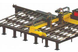 AJAN CNC OXY fyel cutting machine