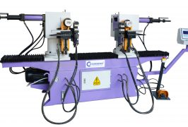 Cesurbend PB-38 DH Double Head Pipe and Tube Bending Machine
