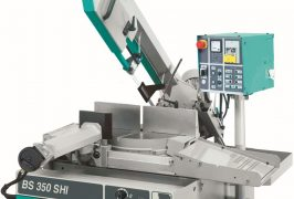 IMET BS 350 SHI Hydraulic semiautomatic bandsaw